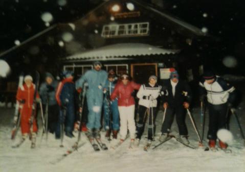Skispaß Erika Jolk
