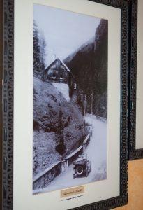 Häuser fotografiert Thalli heute nur bei perfekten Bedingungen.