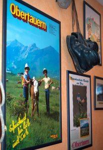 Liebevoll dekoriert ist die Ausstellung in den Räumen des Tourismusverbandes.