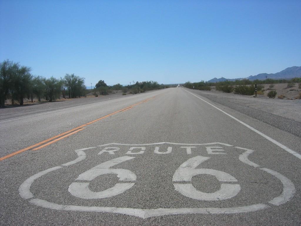 Die Route 66 in den USA: Mehr Mythos als Realität! (Bild: David Winkler)