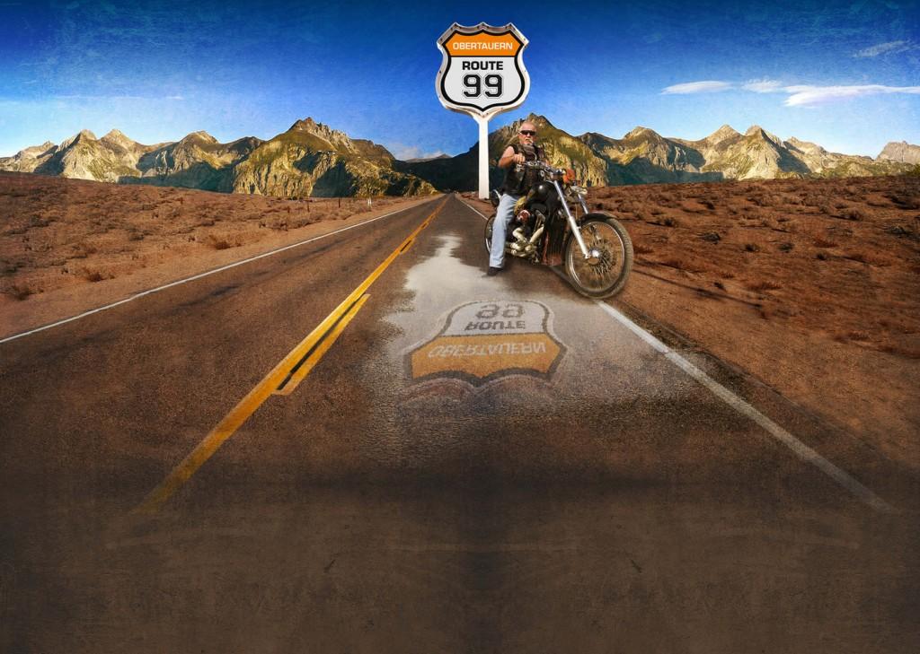 Braucht da wirklich noch jemand die Route 66? Ich sage nein!