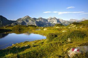 Im Sommer kehrt die Ruhe in Obertauern ein