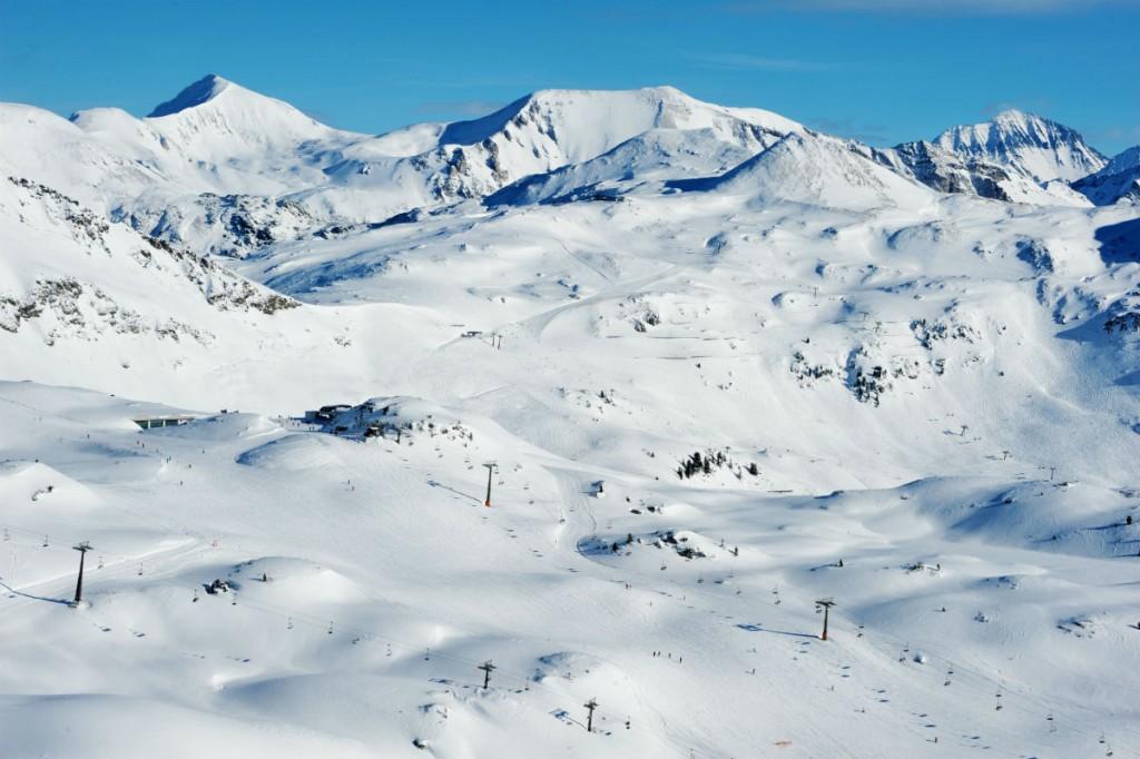 Die Vorbereitungen für den Hauptact, den Winter, werden im Hintergrund vorangetrieben