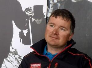 Michael Koch ist Unternehmer ditter Generation in Obertauern