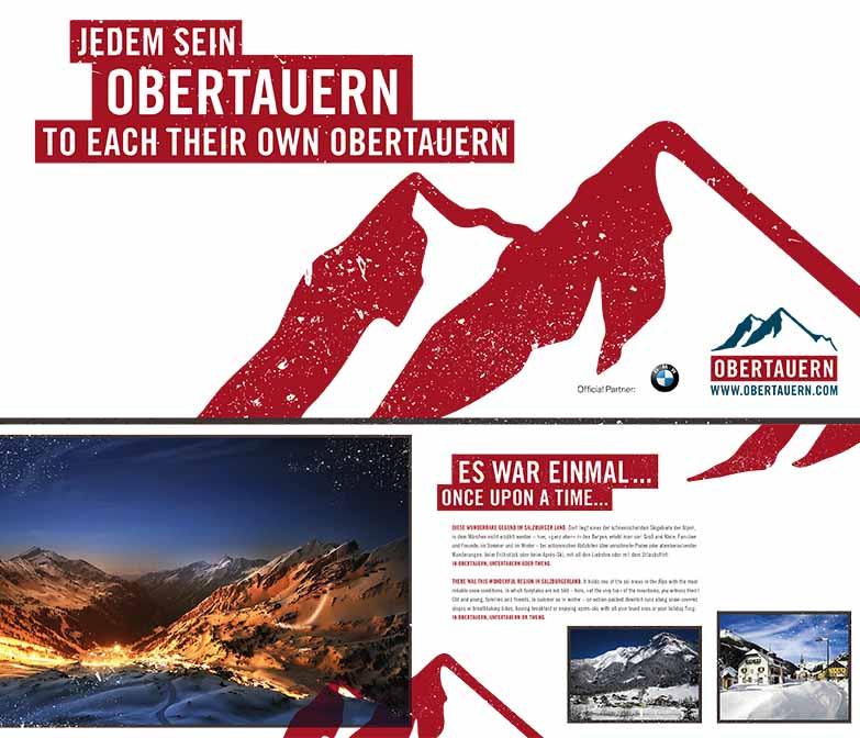Imagefolder Traumurlaub in Obertauern