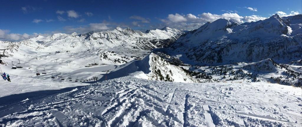 """Was für eine Landschaft hier in Obertauern? Warum sollte man hier """"nur"""" Skifahren?"""