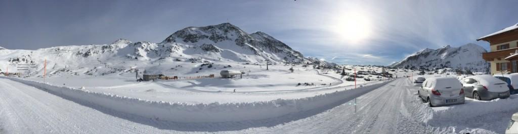Wenn die Verhältnisse nicht passen, muss man die Skitour eben verschieben!