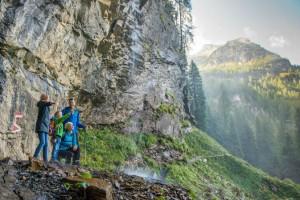 Wasserfälle üben seit jeher eine unglaubliche Faszination auf uns Menschen aus.