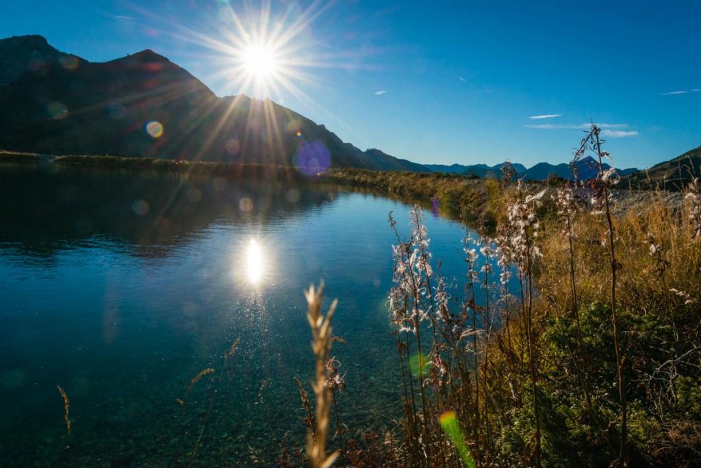In Obertauern lässt sich die Natur so richtig genießen