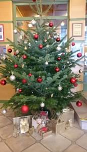Weihnachten ohne Christbaum? Müsst ihr nicht. Auch nicht in Obertauern (Bild: Julia Nemecek)
