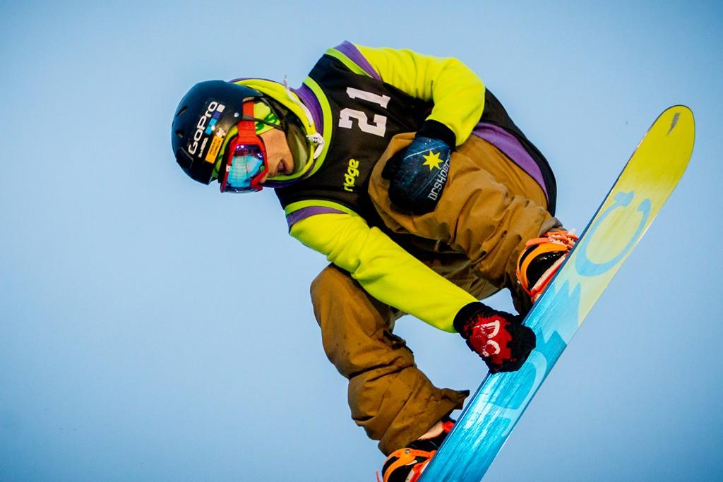 Winterzeit in Obertauern: Die Brille passt zum Helm und umgekehrt: je nach Sportart und Einsatzgebiet. Fotocredit: Sandor Csudai