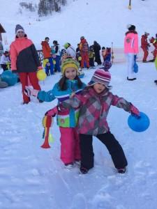 Kinder haben in Obertauern stets Riesenspaß. (Foto: Obertauern)