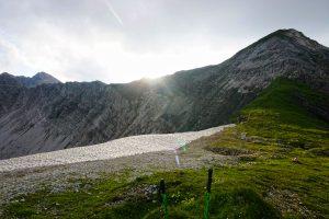 Also machte ich mich auf den Weg zur Hinteren Großwandspitze.
