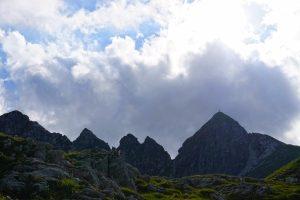 Und schon standen diese wunderschönen Türme vor mir. Als ich die beiden Gipfelkreuze sah, dachte ich mir, die will ich beide.