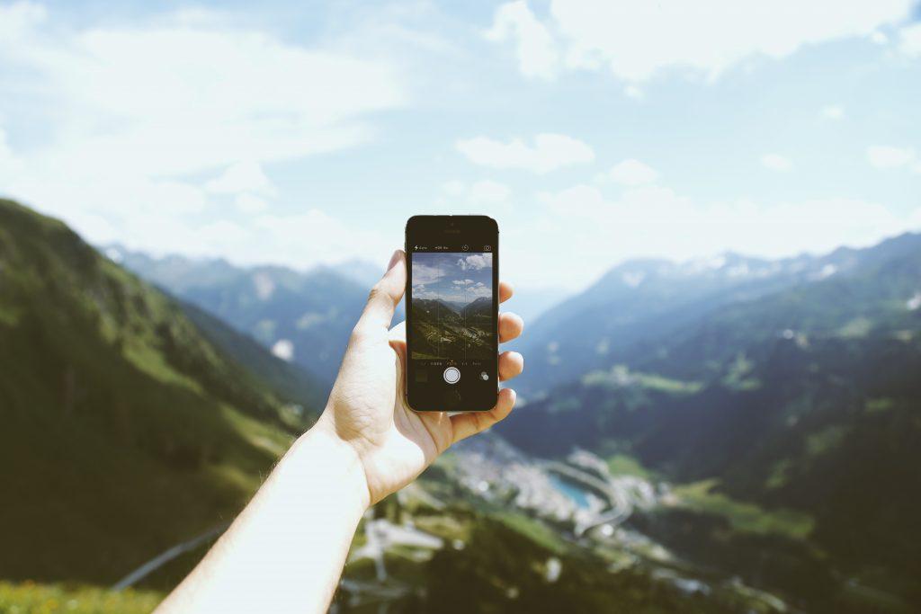Das perfekte Bild aus Obertauern